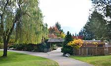 Japanese Garden, Waterfront Walkway
