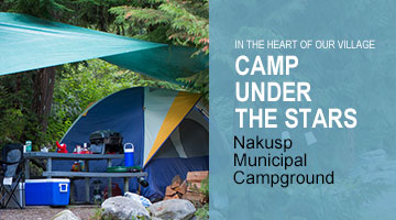 Nakusp Municipal Campground